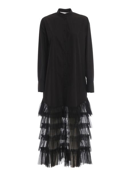 Valentino Dress Look 16 in nero