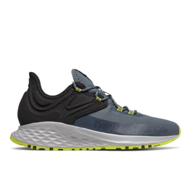 New Balance Fresh Foam Roav Trail Men's Men s All-Terrain Shoes - Blue/Black (MTROVLB)