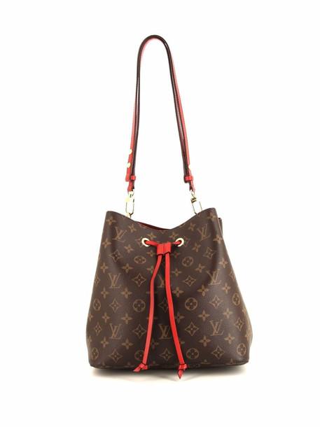 Louis Vuitton pre-owned petite Noé shoulder bag - Brown