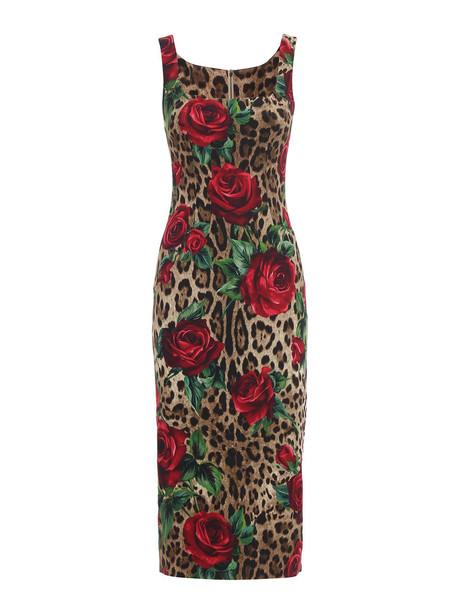 Dolce & Gabbana Dress in rose