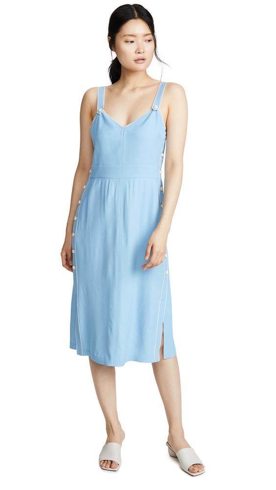 Rag & Bone Tia Dress in blue