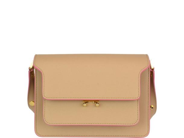 Marni Medium Trunk Bag in pink