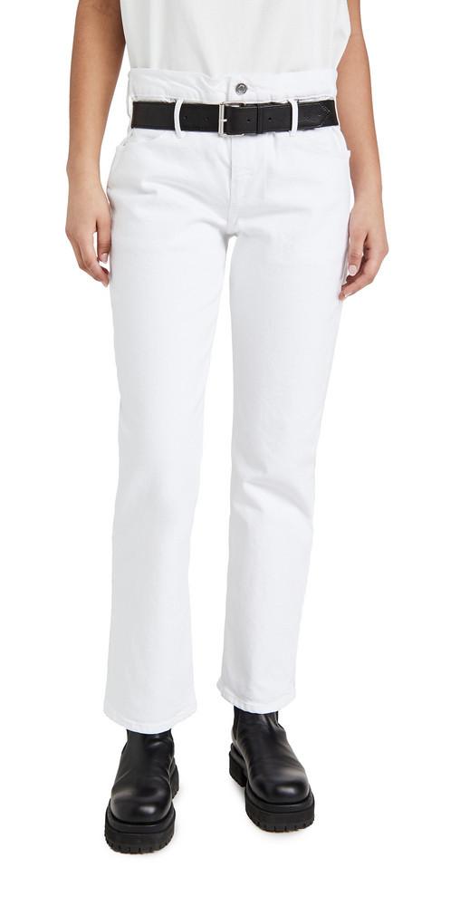 RtA Dexter Pants in white