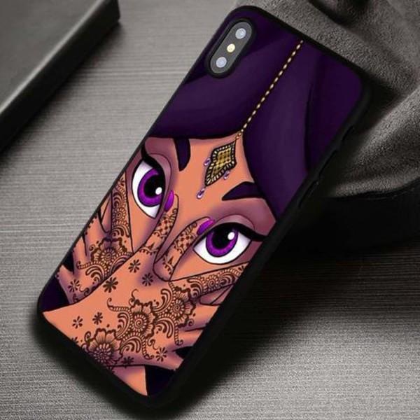 top cartoon disney aladdin Jasmine iphone case iphone 8 case iphone 8 plus iphone x case iphone 7 case iphone 7 plus iphone 6 case iphone 6 plus iphone 6s iphone 6s plus iphone 5 case iphone se iphone 5s