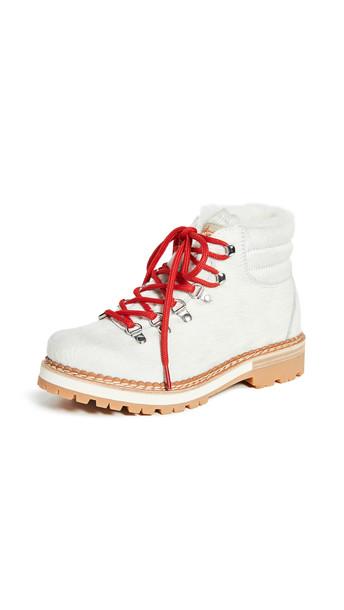 Montelliana Marlena Boots in white
