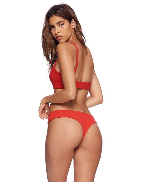 swimwear beach bunny swimwear shop ishine365 ishine365 red bikini bottoms ribbed bikini cheeky coverage cheeky bikini