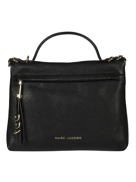 Marc Jacobs The Two Fold Shoulder Bag in black