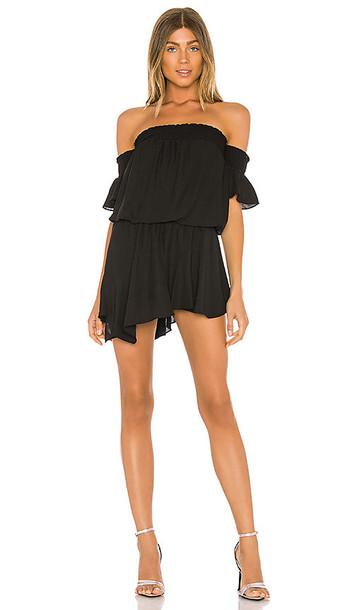 Amanda Uprichard Ariella Dress in Black