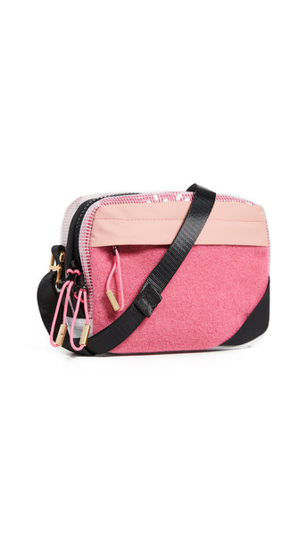 Acne Studios Hidey Crossbody Bag in pink