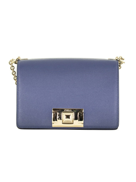Furla Mimì Mini Crossbody Bag in blue