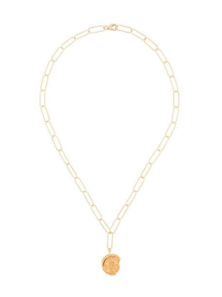 Alighieri The Peacekeeper necklace in gold