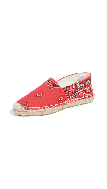 Isabel Marant Canaee Espadrilles in red