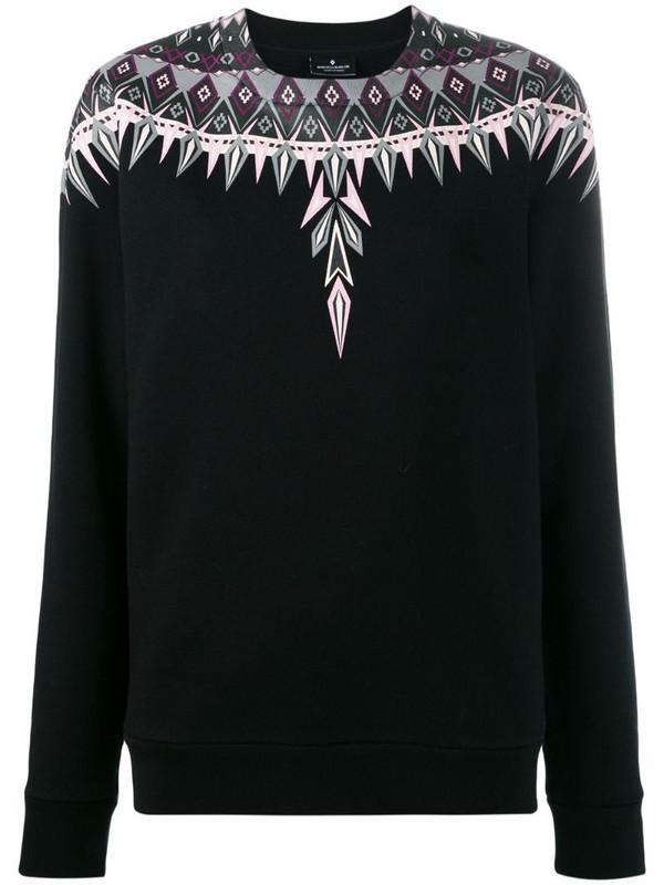 Marcelo Burlon County of Milan Norwegian Wings sweatshirt in black