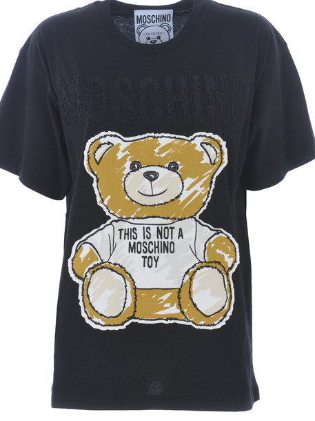 Moschino Teddy Print T-shirt