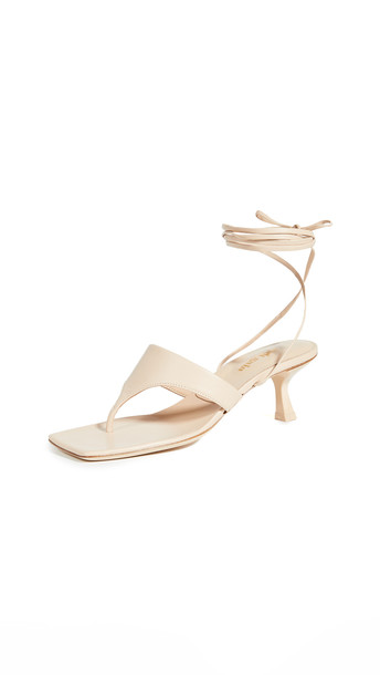 Cult Gaia Vicky Sandals in sand