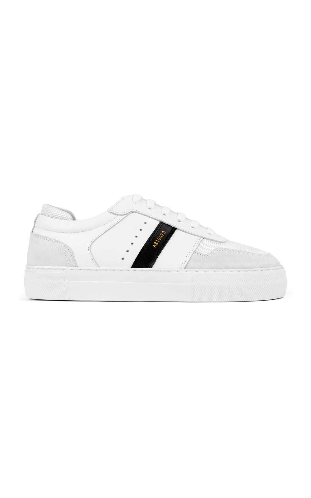 Axel Arigato Leather Platform Sneakers in white