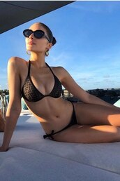 swimwear,olivia culpo,celebrity,blogger,instagram,bikini,bikini top,bikini bottoms