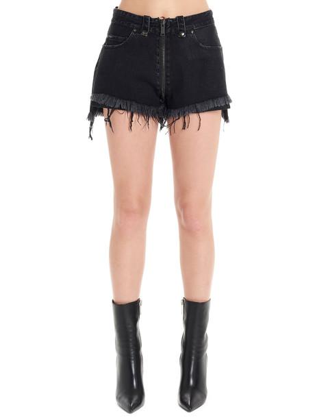 Ben Taverniti Unravel Project Shorts in black