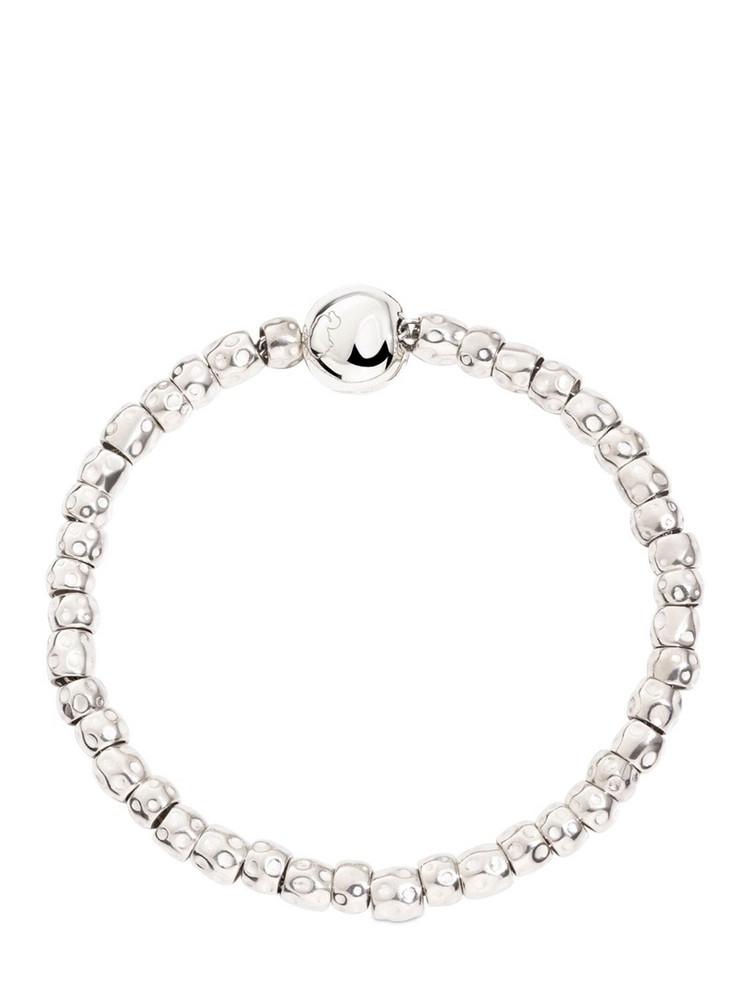 DODO Granelli Chain Bracelet in silver