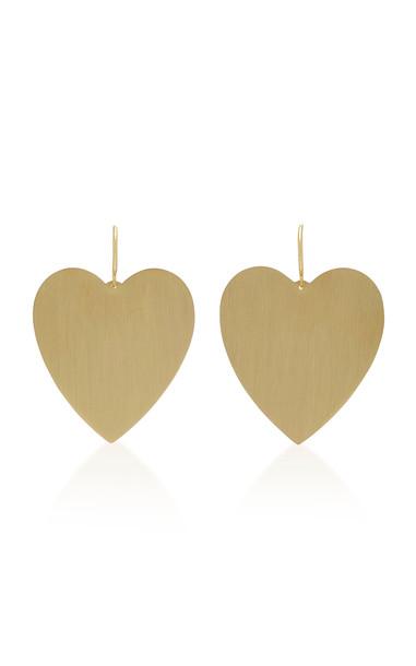 Irene Neuwirth 18K Gold Stud Earrings