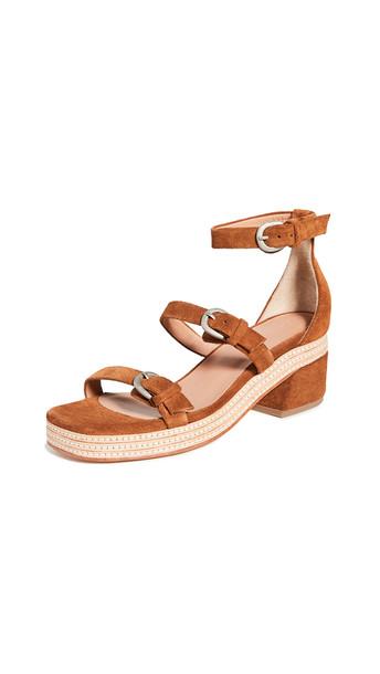 Rachel Comey Piquant Sandals in brown