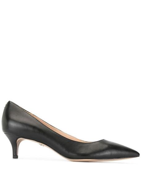 Sam Edelman Dori kitten heels in black
