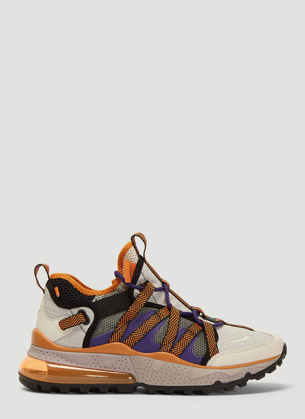 Nike Air Max 270 Bowfin Sneakers in Orange size US - 06