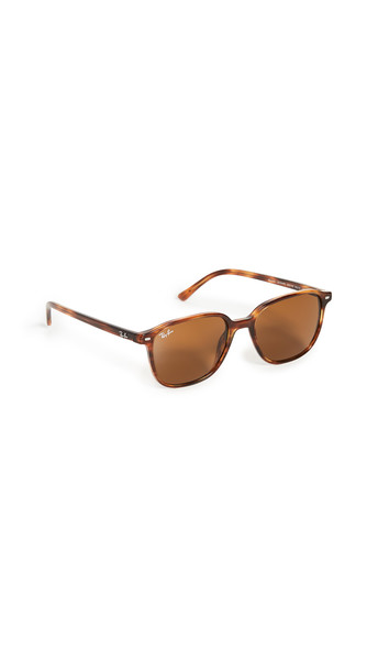 Ray-Ban 53 Leonard Sunglasses in brown