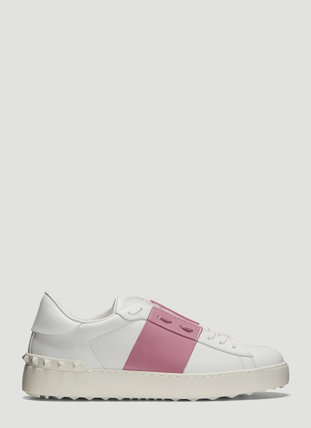 Valentino Rockstud Untitled Sneakers in Pink size EU - 39.5