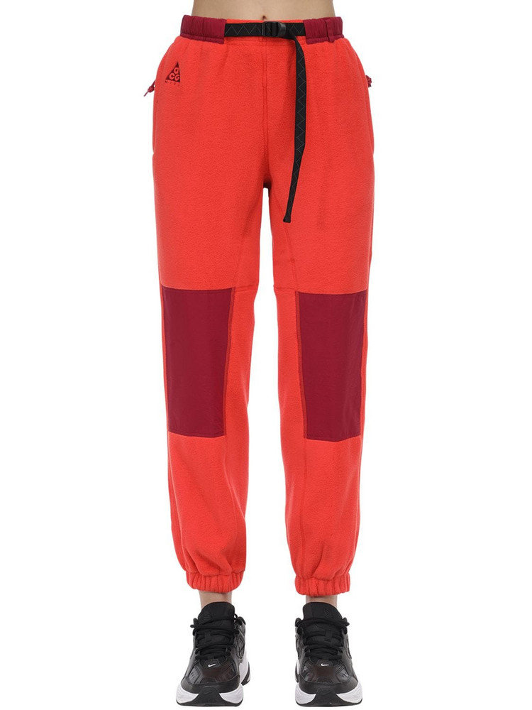 NIKE ACG Acg Technical Trail Pants in red