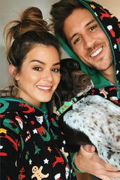 jumpsuit,onesie,jojo fletcher,instagram,christmas