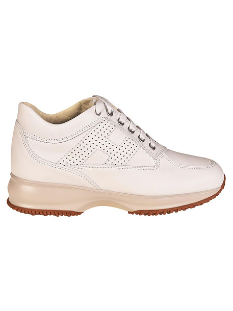 Hogan Interactive Sneakers in white