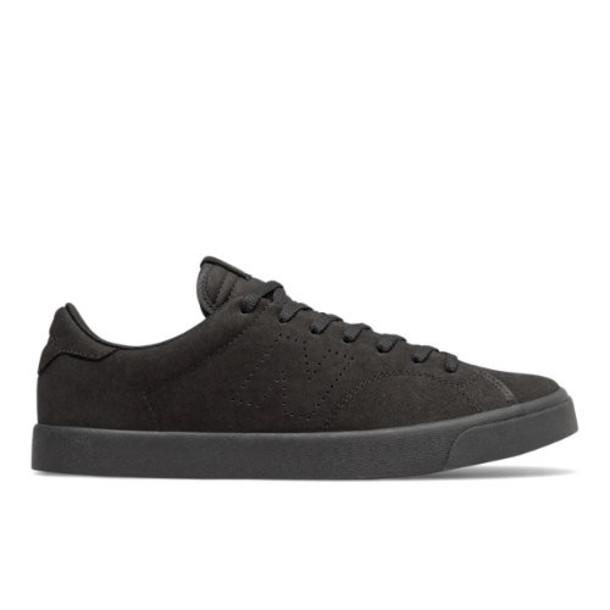 New Balance All Coasts 210 Men's Court Classics Shoes - Black/Grey (AM210GRP)