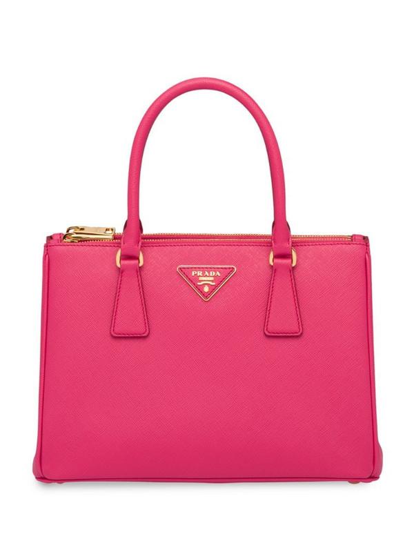 Prada Galleria Small tote bag in pink