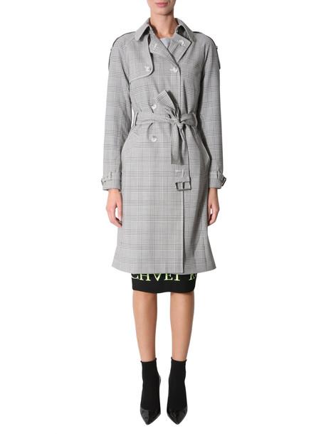 MICHAEL Michael Kors Stretch Wool Trench