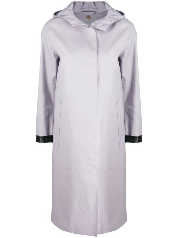 Mackintosh CHRYSTON coat - LR-1002D in grey