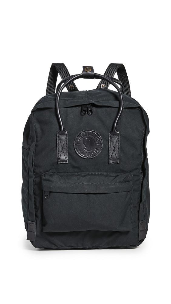 Fjallraven Kanken No. 2 Backpack in black