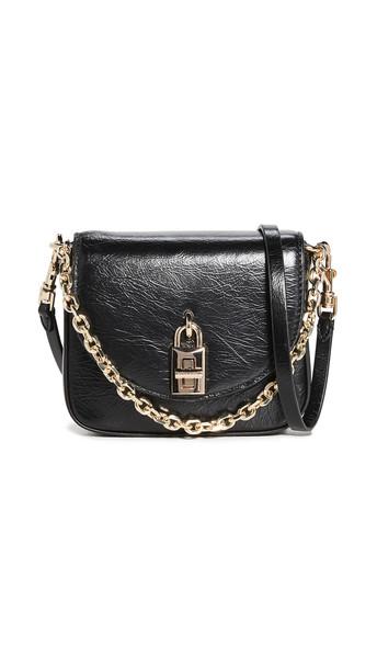 Rebecca Minkoff Love Too Micro Bag in black