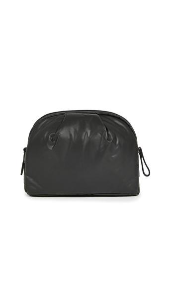 Caraa Nimbus Medium Cosmetic Bag in black