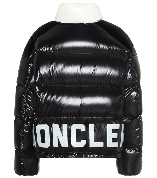 Moncler Chouelle down jacket in black