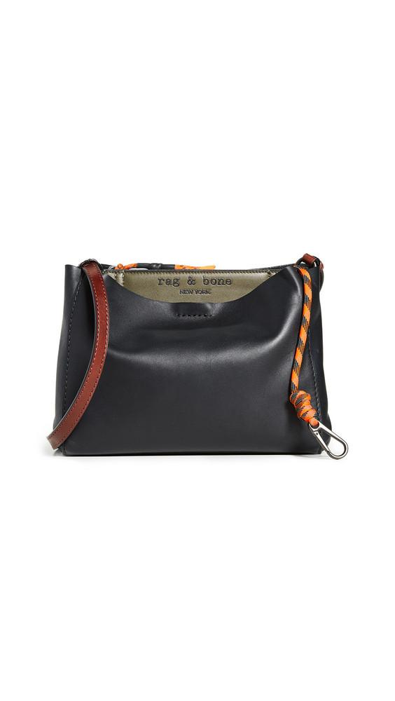 Rag & Bone Passenger Crossbody Bag in black