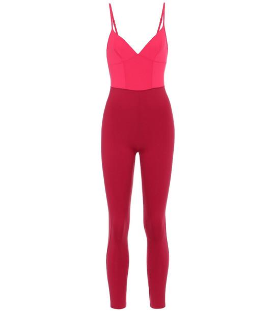 Ernest Leoty Ilona bodysuit in pink