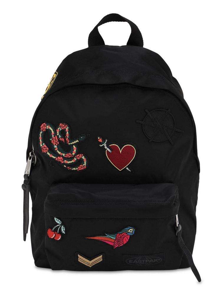 EASTPAK 10l Orbit Patches Nylon Backpack in black