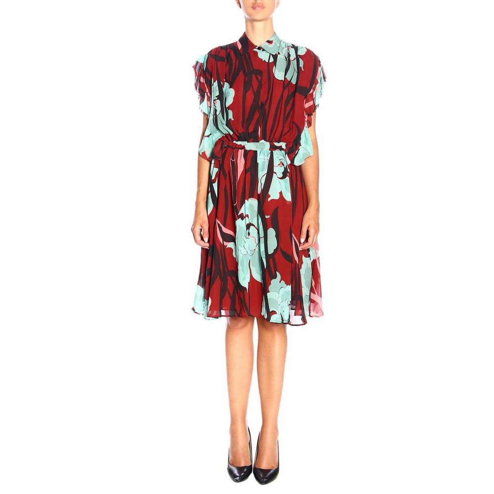 Just Cavalli Dress Dress Women Just Cavalli in burgundy