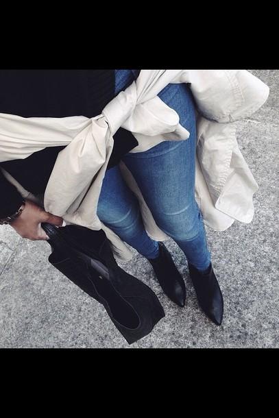 jacket sweater pants bag high heels boots jeans tumblr tumblr outfit tumblr girl tumblr shirt tumblr sweater tumblr shoes aesthetic aesthetic tumblr aesthetic grunge tumblr aesthetic pale aesthetic aesthetic clothes aesthetic girls skinny jeans blue jeans black boots boho boho chic modern fashion stylish pretty pretty shoes