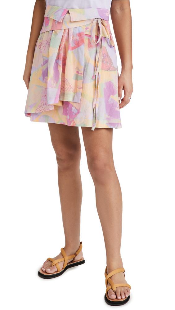 IRO Khan Skirt in pink
