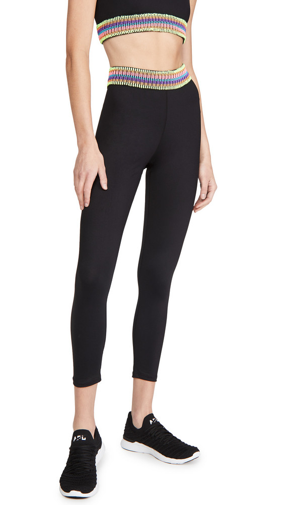 Peixoto Zoni Leggings in black