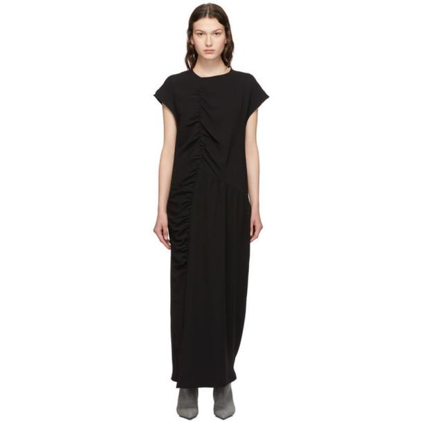 Toteme Black Calvello Dress