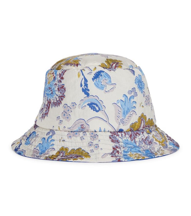 Isabel Marant Haley reversible floral bucket hat