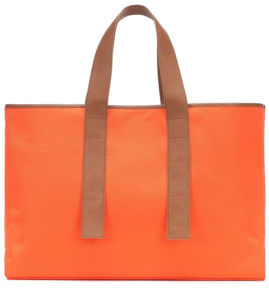 Rejina Pyo Carter canvas tote bag in orange